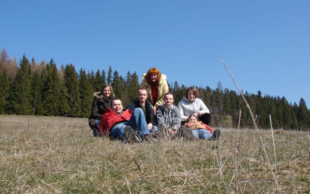 Wichrówka wiosna 2007