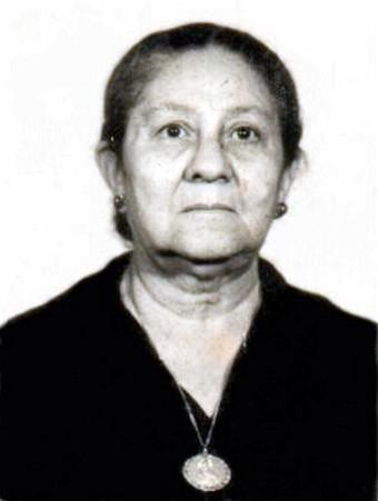 Doña Ester Corea deOrtega