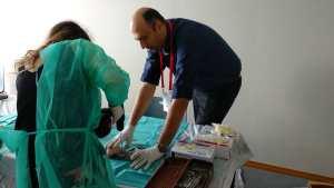 Συμμετοχή σε Προεδρείο και ως Εκπαιδευτής στο 25ο Επιστημονικό Συνέδριο Φοιτητών Ιατρικής Ελλάδας 2 Μιχαήλ Θεόδωρος Ορθοπαιδικός Εύοσμος