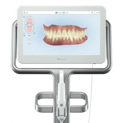 scanner 3D intrabuccal