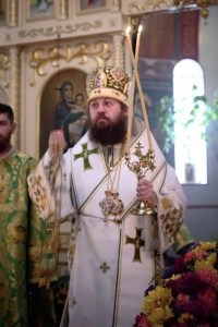 Bishop Irenei Greets the Faithful On The Anniversary of His Consecration