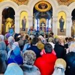 Annunciation is celebrated in Geneva | Благовещение Пресвятой Богородицы в Женеве