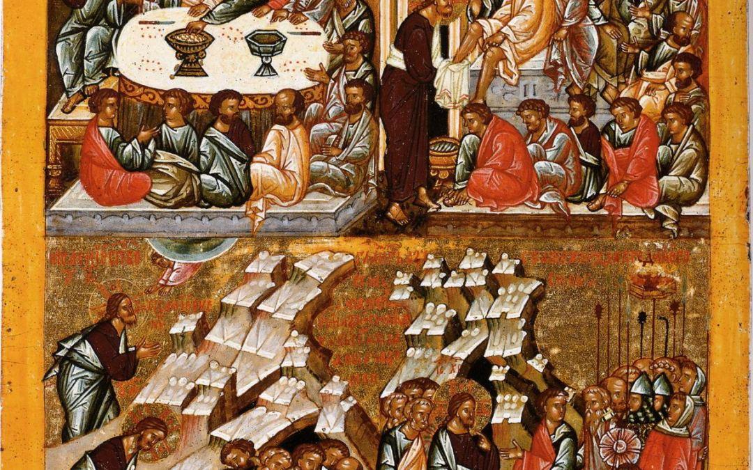 Schedule of Holy Week Services at the Cathedrals | Расписание Богослужений Страстной недели в соборах