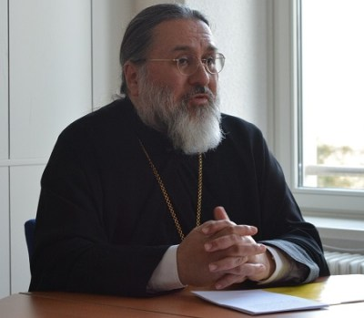 Bp Alexander lectures in Fribourg