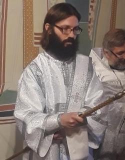 Диакон Марк Таттум-Смит