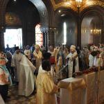 Мощи святителя Иоанна Шанхайского и Сан-Франциского в кафедральном соборе Женевы | The relics of Saint John of Shanghai and San Francisco at the cathedral of Geneva
