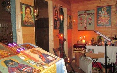 Bishop Irenei Makes First Pastoral Visit to St John the Wonderworker Parish in Belfast
