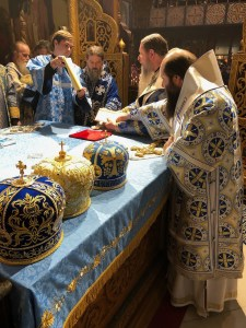 The Diocese of Great Britain and Western Europe Congratulates the Newest Bishop of the Church Abroad