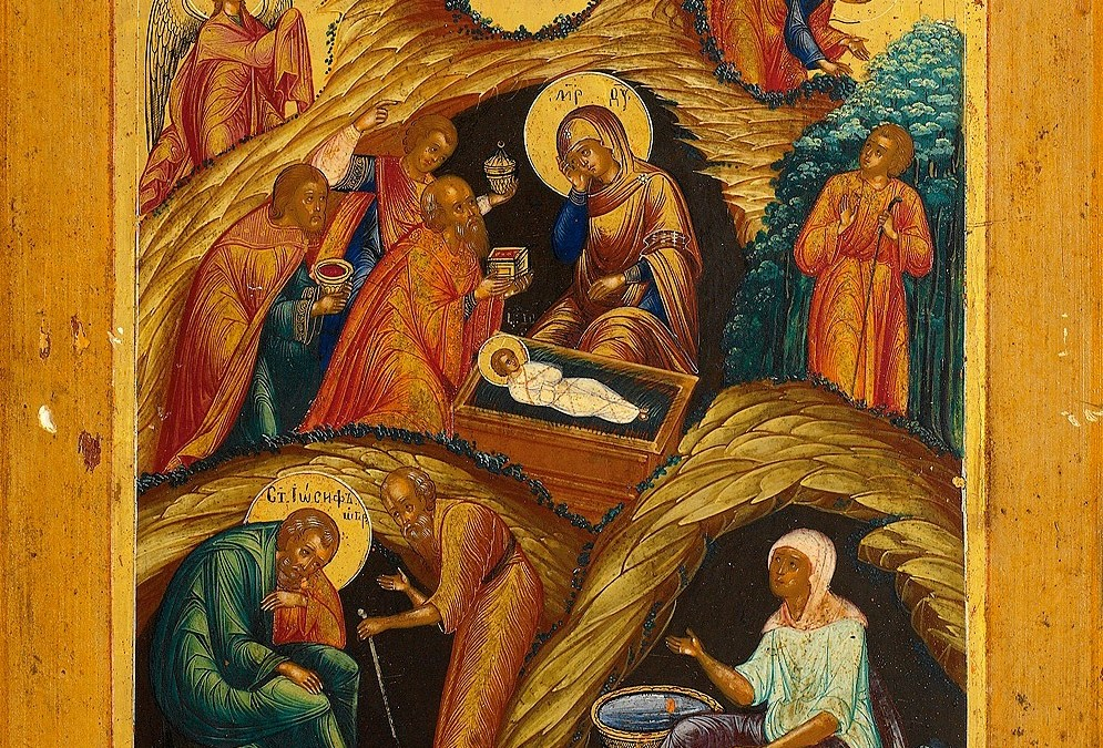 Nativity Epistle of Bishop Irenei for 2019-2020    Рождественское послание епископа Лондонского и Западно-Европейского Иринея, 2019-2020