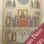 Diocesan Iconographer Wins Third Prize in Synodal  Centenary Commemorative Icon Competition