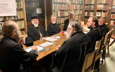 The Diocesan Council and Regional Council for Continental Western Europe Met in Geneva | В Женеве прошло заседание Епархиального и Регионального Советов для континентальной Западной Европы