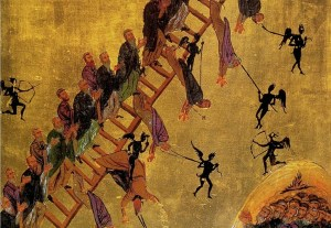 Fourth Sunday of Great Lent - St John of the Ladder: Materials for Prayer at Home in Cases Where Church Attendance is Not Possible Due to the Coronavirus, and Instructions to Receive Holy Communion
