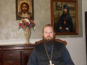 'The Only Voice With Which Any Orthodox Christian is Entitled to Speak is the Voice of the Church': A Conversation with Archimandrite Irenei (Part 1)