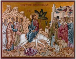At-Home Texts for Palm Sunday: Resources for Praying in the 'Domestic Church' During Holy Week | Тексты для домашнего совершения праздника Входа Господня в Иерусалим