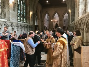 First Diocesan Pilgrimage to St Albans, May 2017