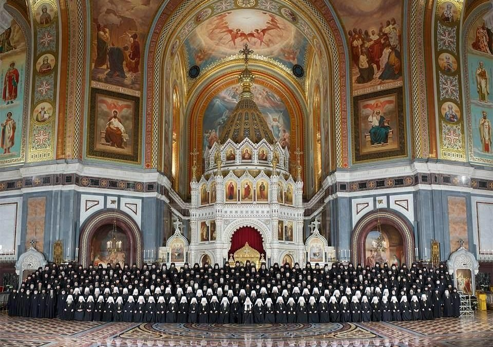 Bishop Irenei Speaks on Russian Orthodox Synodality, and Attends the Council of Bishops