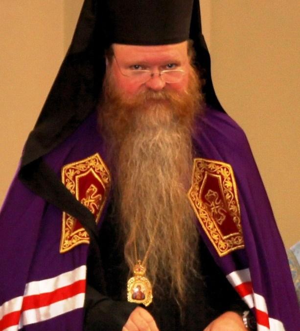 Memory Eternal to the Newly-Reposed Archbishop Agapit of Stuttgart   Отошел ко Господу архиепископ Штутгартский Агапит, викарий Берлинской епархии