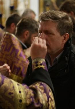Parafianin namaszczany świętym olejem
