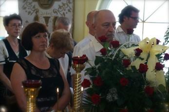 Rada puławskiej parafii oczekuje na wręczenie kwiatów