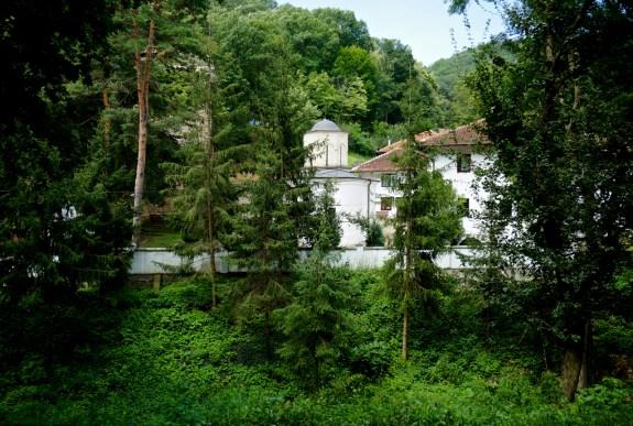 Ukryty w serbskich górach monaster Święty Roman