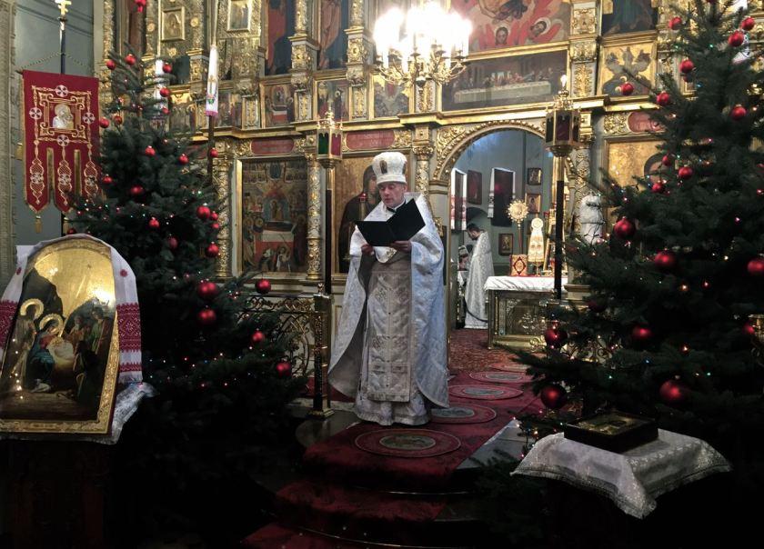 List Bożonarodzeniowy Świętego Soboru Biskupów