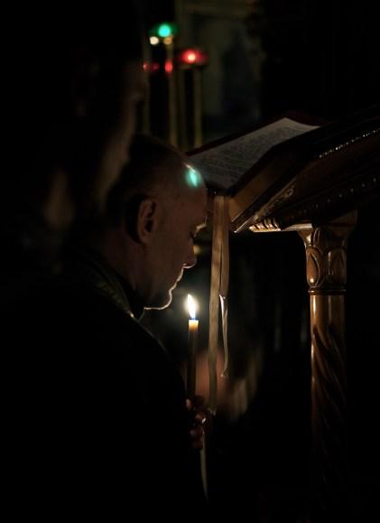 Wielki Kanon św. Andrzeja z Krety to bardzo nastrojowe nabożeństwo