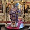 Kazanie na głosi JE Arcybiskup Abel