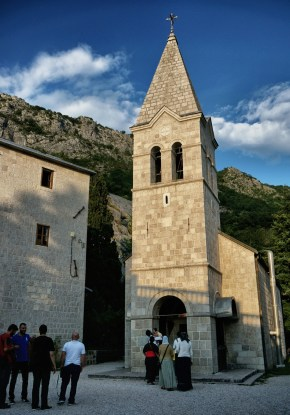 Cerkiew pw. Trójcy Świętej w dolnym monasterze