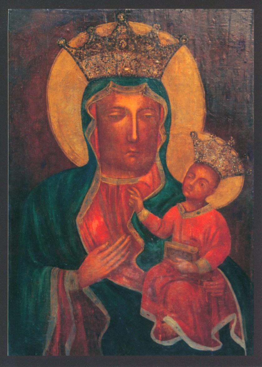 Turkowicka Ikona_Matki Bożej