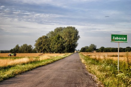Droga do Zaborzec