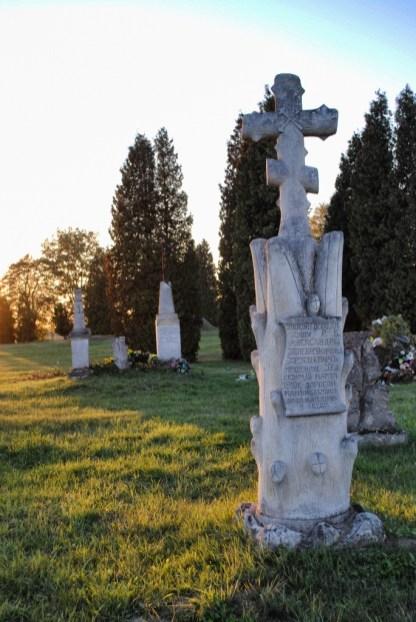 Cmentarz prawosławny w Cześnikach