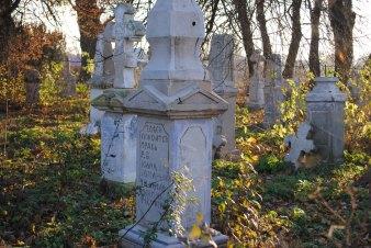 Cmentarz prawosławny w Husynnem
