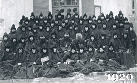 Św. Serafim (Ostroumow) - 1920 rok