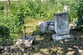 Cmentarz prawosławny w Czumowie