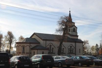 Kościół w Horyszowie Polskim