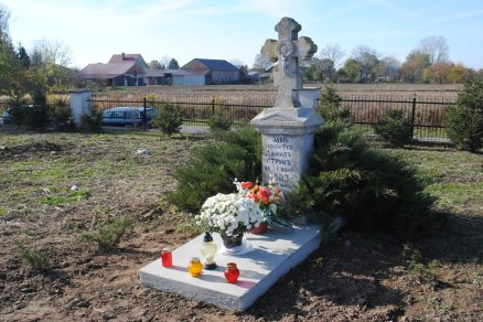Prawosławne nagrobki w Horyszowie Polskim
