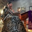 Pasję wg św. Łukasza czyta JE Arcybiskup Abel