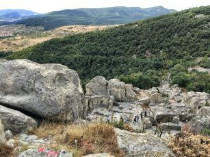 Panorama z Perperikonu