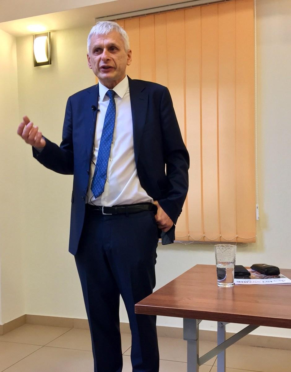 Wykład prof. K. Leśniewskiego