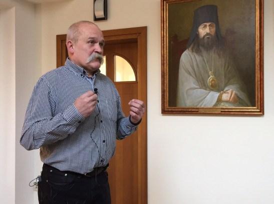 Aleksander Czop - psychoterapeuta