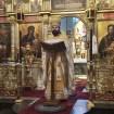 Kazanie głosi Archimandryta Andrzej (Borkowski)