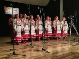 Zespół folklorystyczno-instrumentalny SERPANOK z Korca (Ukraina)