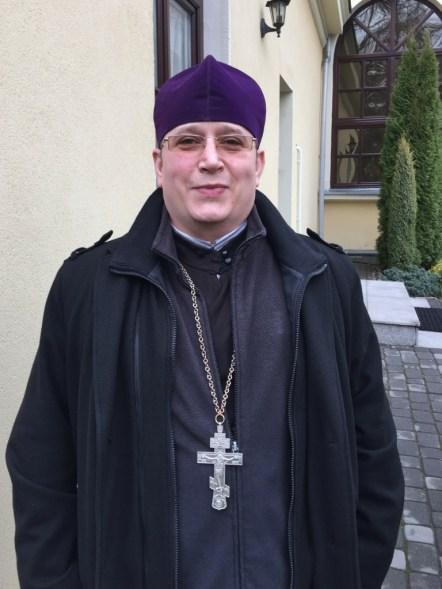 Ojciec Paweł Janiel - duchowy opiekun turkowickich Sióstr