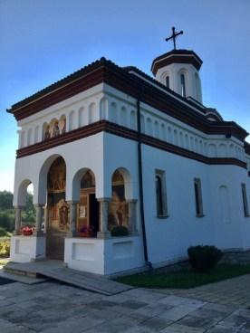 Cerkiew Opieki Matki Bożej w żeńskim monasterze w Alba Iulia