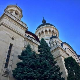 Prawosławna katedra pw. Zaśnięcia Bogarodzicy w Cluj-Napoca