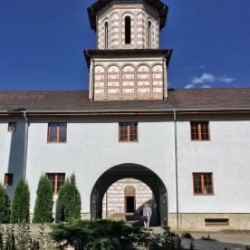 Nowo powstały żeński monaster Mihai Voda w Turda