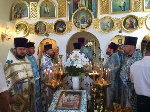 Małe Wejście podczas Boskiej Liturgii