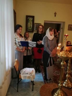 Chórzyści włodawskiej parafii