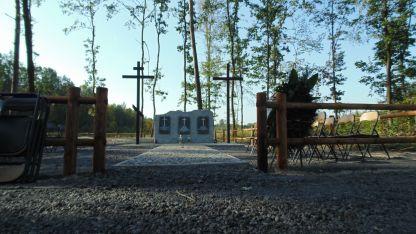 Otwarcie cmentarza - Gmina Łaziska 2017