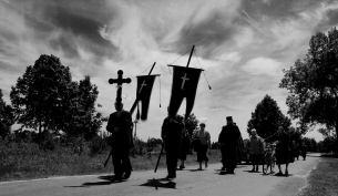 Pogrzeb w Nowosiółkach